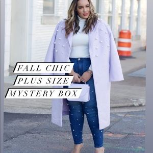 FALL CHIC PLUS SIZE MYSTERY BOX 5 PIECES